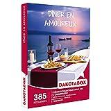 DAKOTABOX - Coffret Cadeau - DÎNER EN AMOUREUX - cuisine Française, traditionnelle, bistronomique, créative