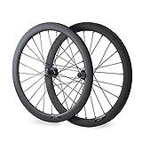 Best Los juegos de ruedas de carretera - VCYCLE 700C Carretera Bicicleta Carbono Juego de Ruedas Review