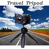 NIERBO Leichte tischfuß stativ für gopro selfie stick digitalkamera reisestativ maximale belastung 2,5 kg extened länge 260mm