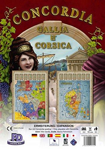 Gallia & Corsica - Erweiterung zu Concordia