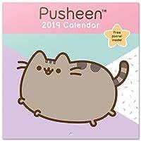 Grupo Erik editores Pusheen The Cat-Calendar 2019, 30x 30cm