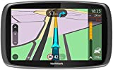 TomTom Trucker 5000 5 inch Sat Nav UK, Full Europe and Lifetime Truck Maps - Black