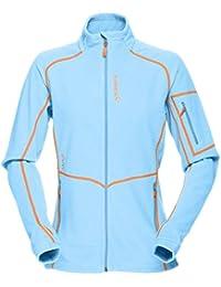 Norrona Forros Lofoten Warm1 Jacket Blue S
