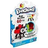 Squish, e creare, con Bunchems! Le palline colorate che si attaccano l'un l'altro e costruiscono come nessun altro. Il Sciocco Tratta Creazione pacchetto consente di creare 1 di 3 sorprendenti creazioni dolci 3D! Utilizzare 60 Bunchems per costruire ...