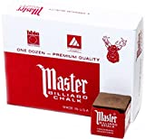 #5: Master brown chalk Pack Of 12 Piece