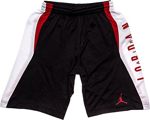 Jordan Nike Air Boy's Highlight Dri-Fit Athletic Mesh Basketball Shorts (Jordan Nike Basketball Shorts)