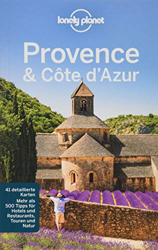Lonely Planet Reiseführer Provence, Côte d\'Azur (Lonely Planet Reiseführer Deutsch)