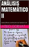Image de ANÁLISIS MATEMÁTICO II: COLECCIÓN RESÚMENES UNIVERSITARIOS Nº 385