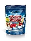 IronMaxx 100% Whey Protein / Proteinpulver auf Wasserbasis / Eiweißpulver für...