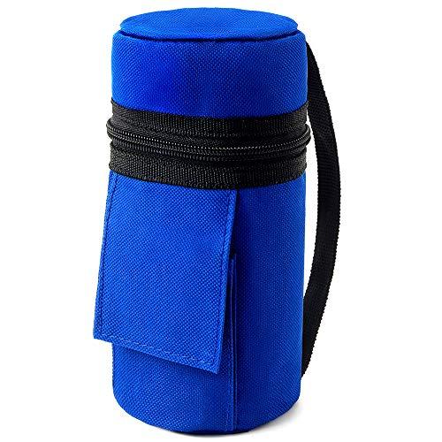 Estuche portátil para refrigerador de insulina portátil Protector médico del bolso diabético....
