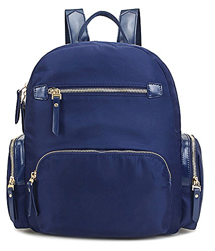 Big Handbag Shop, Borsa a zainetto donna Design 1 - Navy