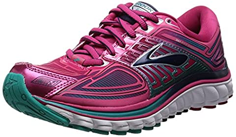 Brooks Glycerin 13, Women's Running Shoes, Brightrose/Lapis/Parachutepurple, 6 UK