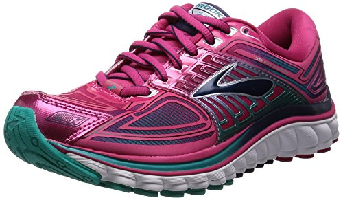 Brooks Glicerin 13 W - Zapatillas De Running para mujer, bright rose/lapis/parachute purple, talla 37 1/2