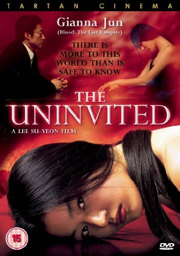 The Uninvited [DVD] by Shin-yang Park