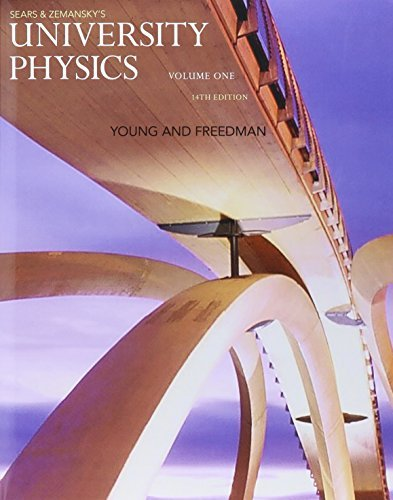 University Physics with Modern Physics, Volume 1 (Chs. 1-20) and MasteringPhysics with Pearson eText & ValuePack Access Card (14th Edition) by Hugh D. Young (2015-03-26)