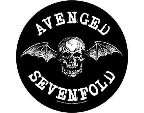 Avenged Sevenfold - Death Bat - Grande Toppa/Patch Circolare