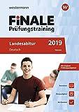 FINALE Prüfungstraining Landesabitur Hessen: Deutsch 2019