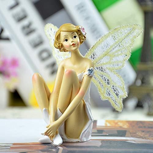 Hauptdekoration Hochzeit Schöne Mädchen Kreative Engel Handwerk Geschenk Ornamente Multicolor M003