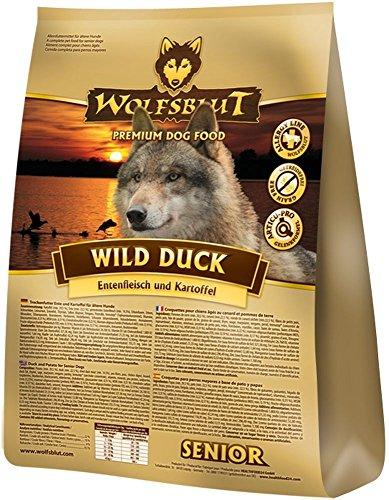 Wolfsblut | Wild Duck Senior | 15 kg
