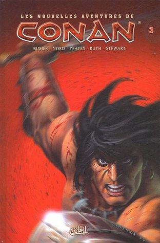 Les nouvelles aventures de Conan, Tome 3 :