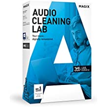 MAGIX Audio Cleaning Lab 2017 - Record, edit, optimize and convert audio (audio grabber)