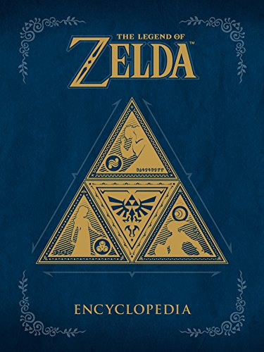 The Legend of Zelda Encyclopedia (English Edition)