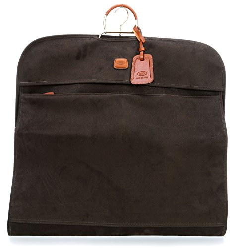 Brics Life Garment Bag dark green