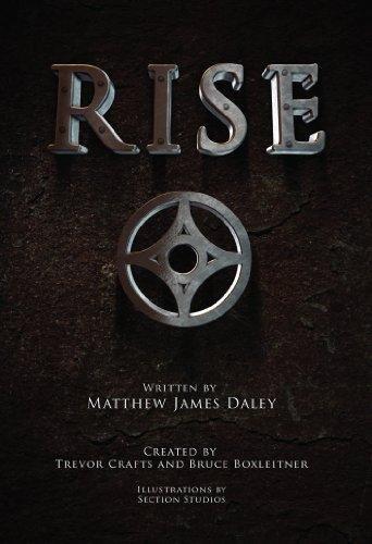 Rise (A Lantern City Illustrated Novel)