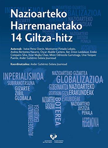 Nazioarteko Harremanetako 14 giltza-hitz por Ander (koord.) Gutiérrez-Solana Journoud