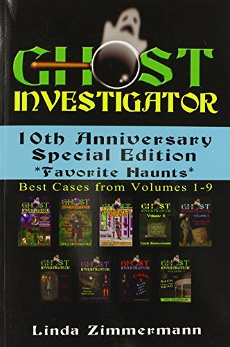 Ghost Investigator: 10th Anniversary Special Edition by Linda Zimmermann (2010-01-15)