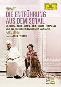 Mozart, Wolfgang Amadeus - Die Entführung aus dem Serail (Bayerische Staatsoper/Karl Böhm)