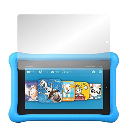 Slabo 2 x Bildschirmschutzfolie für Amazon Fire Kids Edition 7