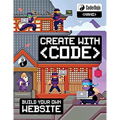Create With Code: Build Your Own Website