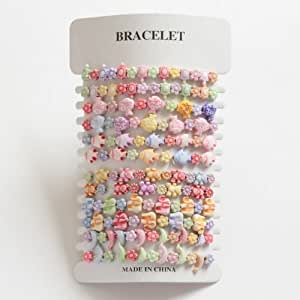Set Of 12 Children's Bracelets - Ideal For Party Bags
