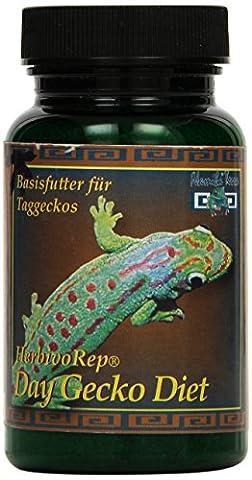 Namiba Terra 0239 HerbivoRep Day Gecko Diet Taggeckofutter deutschsprachiges Etikett,