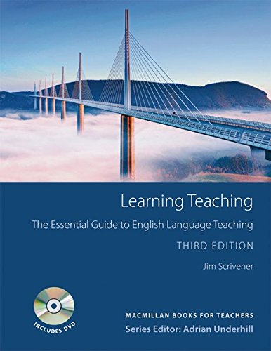 Learning Teaching (3rd Edition): The Essential Guide to English Language Teaching.Macmillan Books for Teachers / Buch mit DVD-ROM (Language Guide)