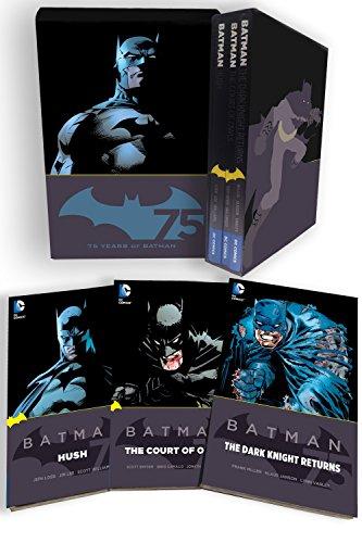 Preisvergleich Produktbild Batman 75th Anniversary Box Set