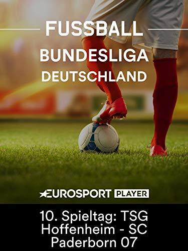 Fußball: Bundesliga - 10. Spieltag: TSG Hoffenheim - SC Paderborn 07