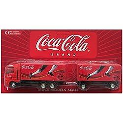 Coca Cola Nr.087 - Brand - MAN - Hängerzug