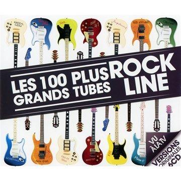les-100-plus-grands-tubes-rock-line-6-cd