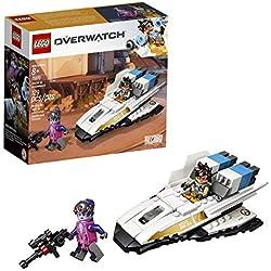 LEGO Overwatch Tracer vs. Widowmaker, 75970