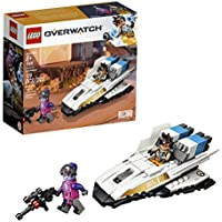 LEGO 75970 Overwatch Tracer vs. Widowmaker Toy with Minifigures