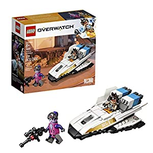 LEGO Overwatch - Tracer vs. Widowmaker , 75970 LEGO