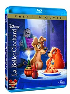 La Belle et le clochard [Blu-ray]