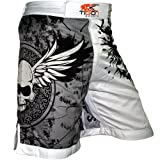 Pro Fight Gear MMA, UFC MMA Grappling Fusion Stretch, Training Shorts (Large)