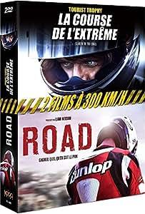 Coffret Moto 2 films : Road ; Tourist Trophy