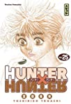 Hunter X Hunter Edition simple Tome 25