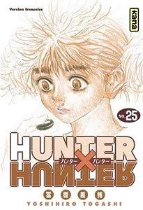 Hunter X Hunter Edition simple Tome 25