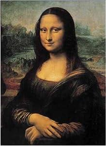 Editions Ricordi 0901N16180  - Negro Leonardo DA Vinci LA GIOCONDA Jigsaw Puzzle Piece 1500
