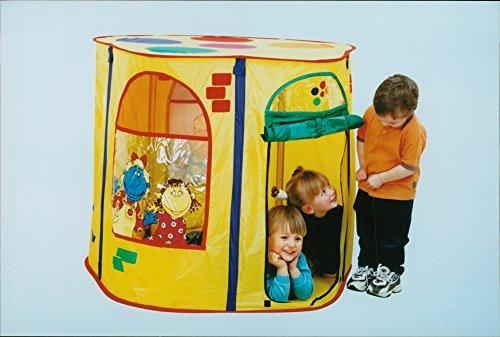 Vintage photo of Toys: Tweenies Pop Up Play Centre